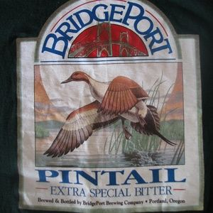 Vintage T-Shirt - Bridegport Brewing Co - Pintail